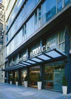 Oferta Viaje Hotel Escapada Eurostars Cristal Palace + Tour Lo mejor de Gaudí