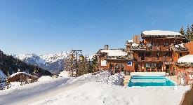 Oferta Viaje Hotel Escapada Residence Pierre et Vacances Plagne Lauze + Forfait  Forfait La Plagne