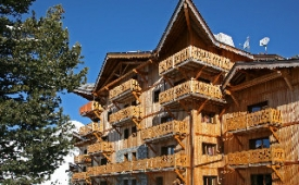 Oferta Viaje Hotel Escapada Chalé De L'Ours + Forfait  Forfait Les Arcs