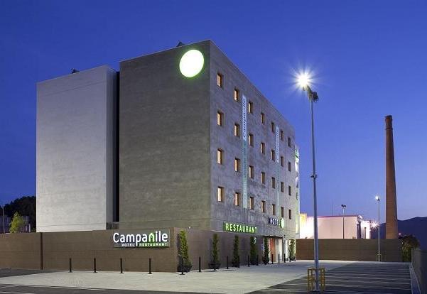 Oferta Viaje Hotel Escapada Campanile Malaga Aeropuerto + Entradas Combinada Museo Picasso