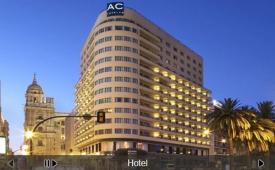 Oferta Viaje Hotel Escapada AC Hotel Malaga Palacio by Marriott + Baños Árabes Hammam Al Andalus Málaga