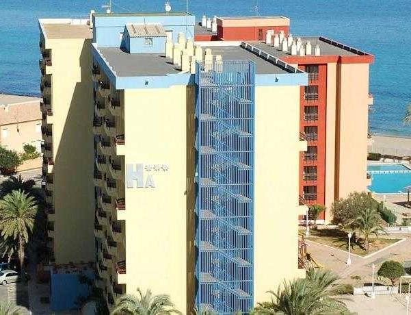 Oferta Viaje Hotel Escapada Apartotel Londres + Entradas Terra Naturaleza Murcia  dos Días sucesivos