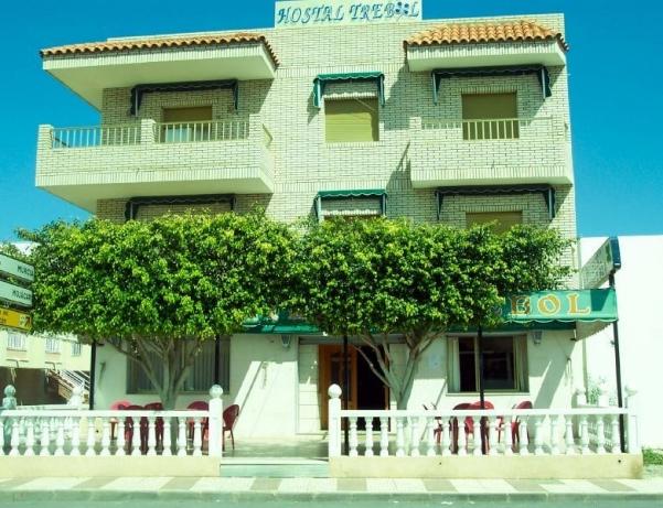 Oferta Viaje Hotel Escapada Hostal Trebol