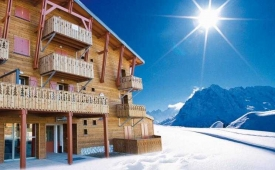 Oferta Viaje Hotel Escapada Lagrange Prestige Les Chalés de l'Adet