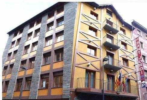 Oferta Viaje Hotel Escapada Sant Jordi