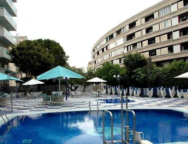 Oferta Viaje Hotel Escapada Santa Monica Playa + Entradas PortAventura tres días