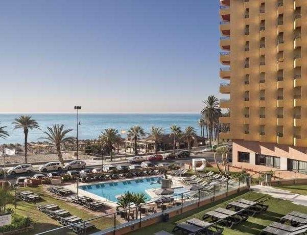 Oferta Viaje Hotel Escapada Melia Costa del Sol + Entradas General Selwo Marina Delfinarium Benalmádena