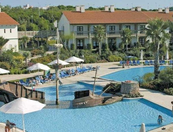 Oferta Viaje Hotel Escapada Hotel El Paso PortAventura + Entradas Circo del Sol Amaluna - Nivel dos