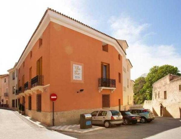 Oferta Viaje Hotel Escapada Villa de Biar + Visita Bodega