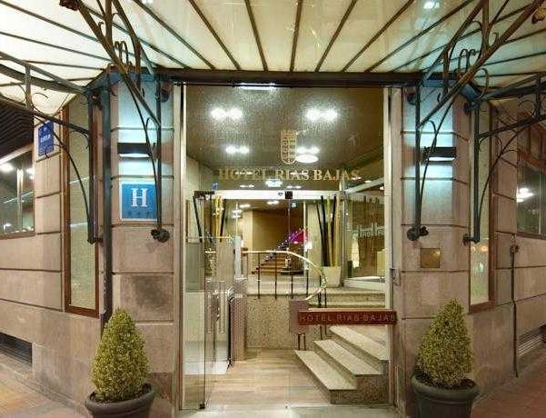 Oferta Viaje Hotel Escapada Rias Bajas Hotel