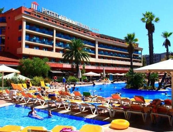 Oferta Viaje Hotel Escapada Villa Romana