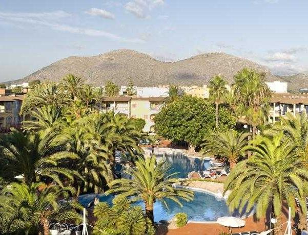 Oferta Viaje Hotel Escapada Alcudia Garden + Entradas a Palma Aquarium