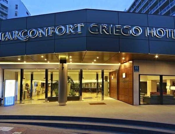 Oferta Viaje Hotel Escapada Marconfort Heleno Hotel
