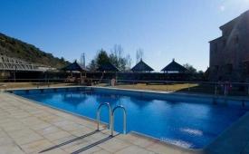 Oferta Viaje Hotel Escapada Barceló Monasterio de Boltaña Spa + Senda en 4x4 a Miradores de Ordesa
