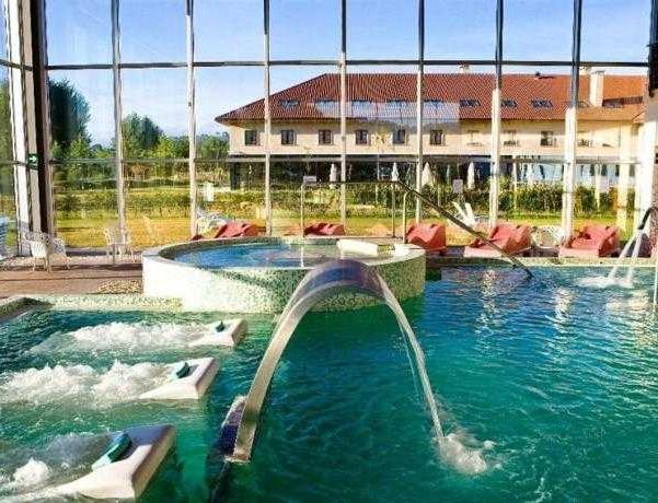 Oferta Viaje Hotel Escapada Oca Golf Balneario Augas Santas