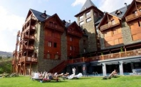 Oferta Viaje Hotel Escapada Saliecho + Entradas Circuito Termal Balneario Panticosa