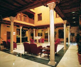 Oferta Viaje Hotel Escapada Hesperia Granada + Visita Alhambra con guía