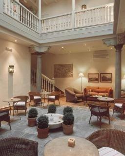 Oferta Viaje Hotel Escapada Hotel Palacio de los Navas + Forfait  Sierra Nevada