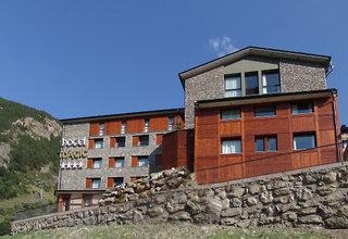 Oferta Viaje Hotel Escapada Magic Canillo Hotel + Entradas Circo del Sol Scalada + Caldea