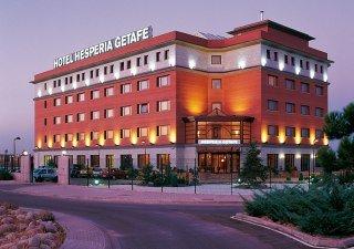 Oferta Viaje Hotel Escapada Hesperia Getafe + Entradas dos días sucesivos Warner