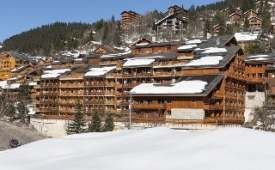 Oferta Viaje Hotel Escapada Residence Pierre et Vacances Les Ravines + Forfait  tres Vales