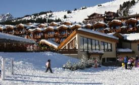 Oferta Viaje Hotel Escapada Residence P&V Premium les Chalés du Forum + Forfait  tres Vales