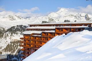 Oferta Viaje Hotel Escapada Residence Pierre & Vacances Premium les Hauts Bois + Forfait  Forfait La Plagne