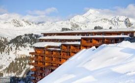 Oferta Viaje Hotel Escapada Residence Pierre & Vacances Premium les Hauts Bois + Forfait  Forfait Paradiski Unlimited