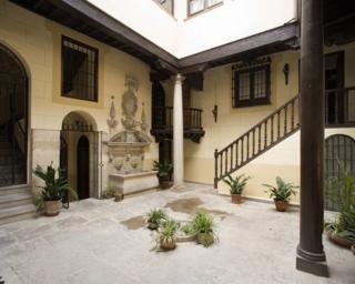 Oferta Viaje Hotel Museo Palacio de Mariana Pineda + Visita Alhambra y Granada con audioguía 48h