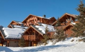 Oferta Viaje Hotel Escapada Residence P&V Premium Les Alpages de Reberty + Forfait  tres Vales