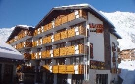 Oferta Viaje Hotel Escapada Golfhotel Saaserhof + Forfait  Saas Fee