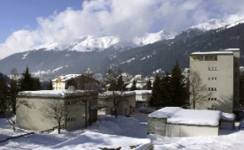 Oferta Viaje Hotel Escapada Appartement Feriensiedlung Solaria + Forfait  Davos-Klosters