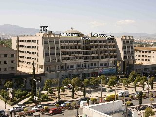 Oferta Viaje Hotel Escapada Sercotel Gran Luna + Forfait  Sierra Nevada