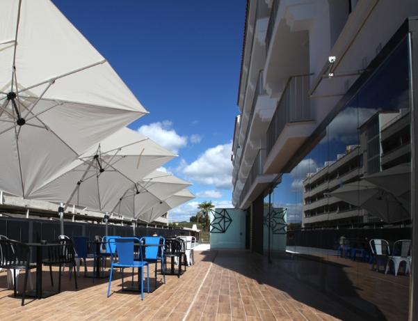 Oferta Viaje Hotel Escapada The Element Hotel + Entradas Circo del Sol Amaluna - Nivel 1