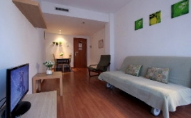 Oferta Viaje Hotel Escapada Villarroel Residence Apartments + Aquarium de Barna