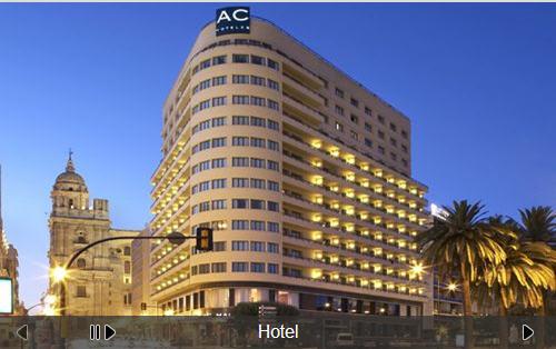 Oferta Viaje Hotel Escapada AC Hotel Malaga Palacio by Marriott + Entradas Combinada Museo Thyssen