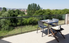 Oferta Viaje Hotel Escapada Aparthotel Jardines de Aristi