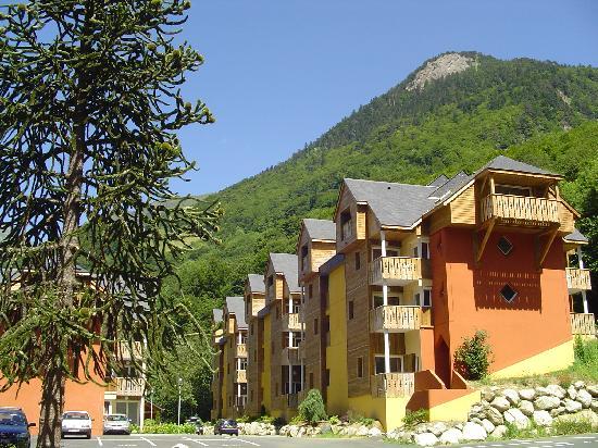 Oferta Viaje Hotel Escapada Lagrange Confort + Kid Le Domaine des cien Lacs + Forfait  Forfait Cauterets