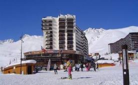 Oferta Viaje Hotel Apartamentos Varios Le Lac + Forfait  Espace Killy