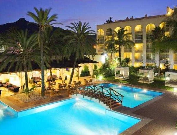Oferta Viaje Hotel Escapada Melia Marbella Banus + Entradas General Selwo Aventura Estepona