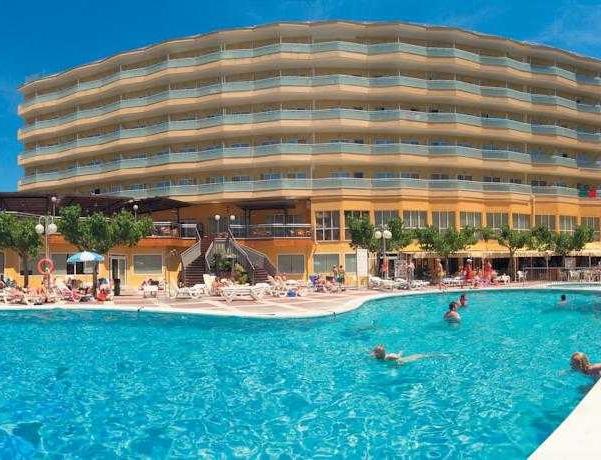 Oferta Viaje Hotel Escapada Medplaya Hotel Calypso + Entradas Circo del Sol Amaluna - Nivel 1