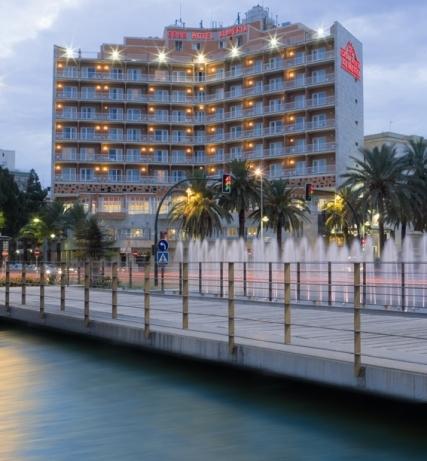 Oferta Viaje Hotel Escapada Vita Gran Hotel Almeria