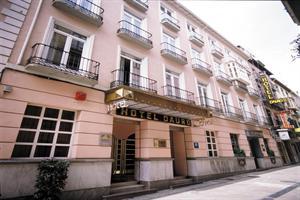Oferta Viaje Hotel Escapada Comfort Dauro dos + Visita Alhambra con guía