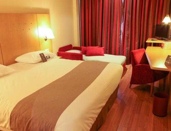 Oferta Viaje Hotel Escapada Ibis la villa de Madrid Arganda + Entradas 1 día Faunia