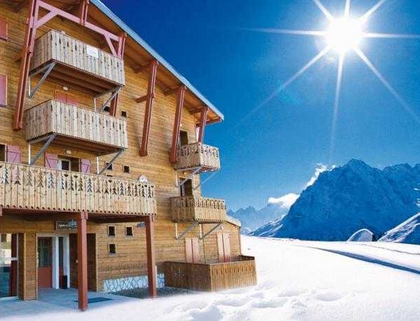 Oferta Viaje Hotel Escapada Lagrange Prestige Les Chalés de l'Adet + Forfait  Forfait Saint Lary