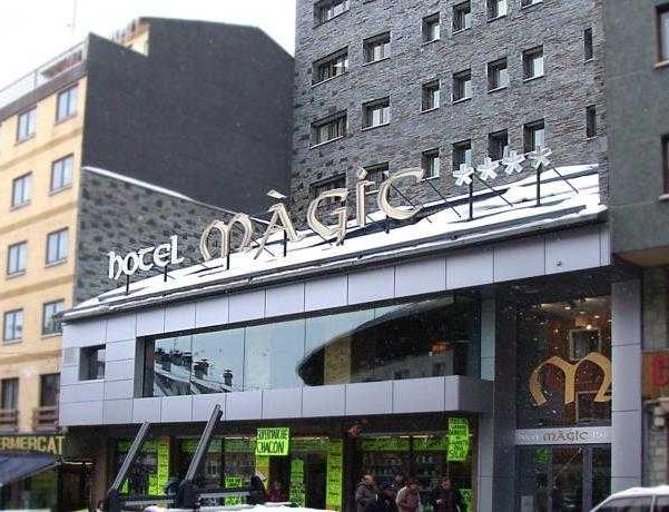 Oferta Viaje Hotel Escapada Magic Pas + Forfait  Grandvalira