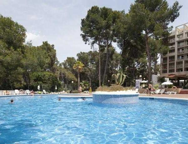 Oferta Viaje Hotel Escapada Best Mediterraneo + Entradas PortAventura tres días dos parques