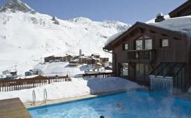 Oferta Viaje Hotel Escapada Montana Airelles + Forfait  Espace Killy