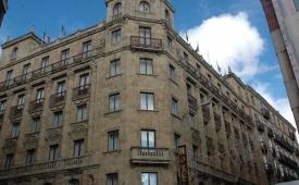 Oferta Viaje Hotel Escapada Hotel Monterrey + Monumentos de Salamanca  24h