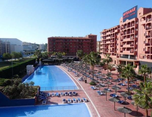 Oferta Viaje Hotel Escapada Myramar Fuengirola Castle Beach
